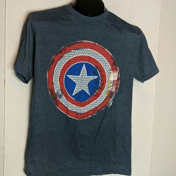Marvel Other - MARVEL NWT Captain America Tee